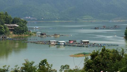 桂林青狮潭水库——夏季避暑散心的好去处