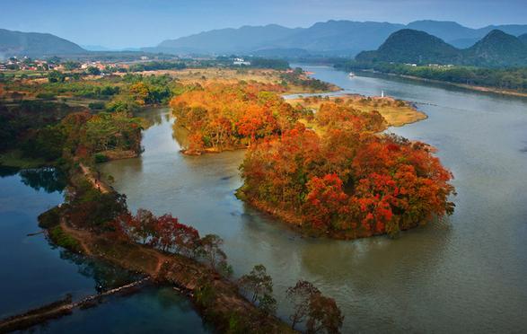 桂林山水甲天下 盘点桂林那些人少景美的好地方